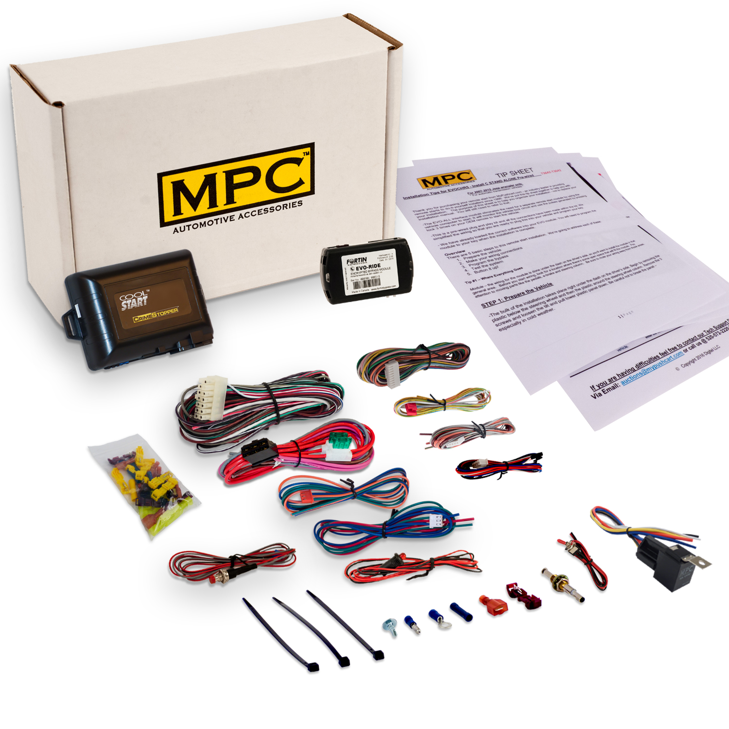 Click Thumbnails to Enlarge  sc 1 st  eBay & Complete Remote Starter Fits Select Ford Vehicles [2000-2012] Use ... markmcfarlin.com
