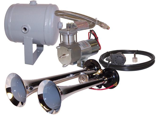 Купить мощьный компрессор для сигнала 18